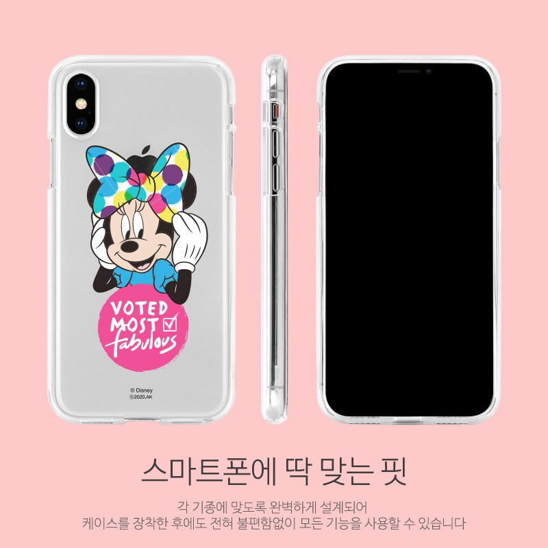 2021Disney original phone case for iphone11pro/xsmax/XR/8plus Mickey cute phone case  - buy with discount