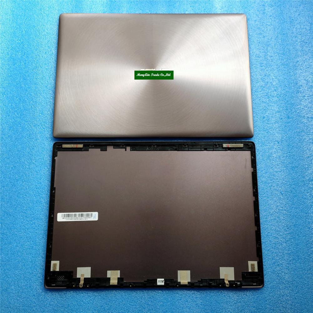 غطاء خلفي LCD للكمبيوتر المحمول ASUS ، غطاء خلفي ، رمادي ، شاشة تعمل باللمس ، لـ UX303L ، UX303 ، UX303LA ، UX303LN