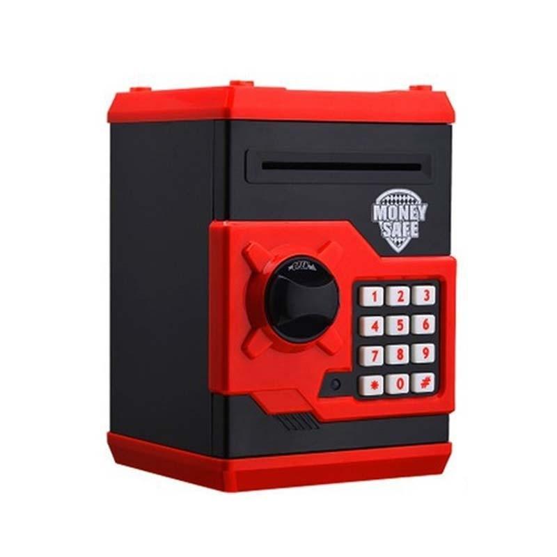 Безопасность коробка свинья-копилка для денег Сейф моделирование Проходная Банкомат машина оборудование для производства автоматических ...
