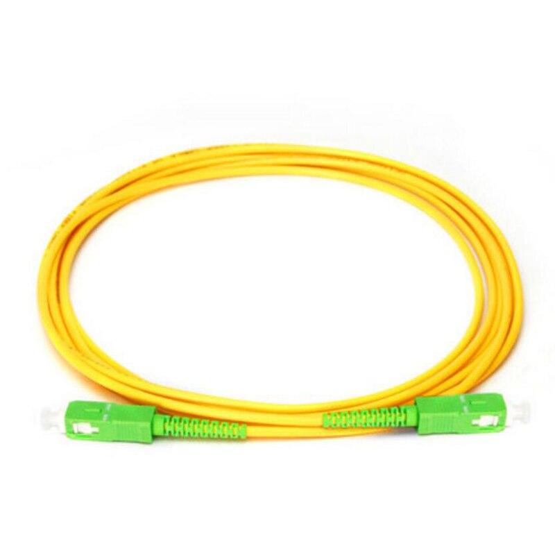 Cable de fibra de PVC para fibra optica jumper, Cable de conexión...
