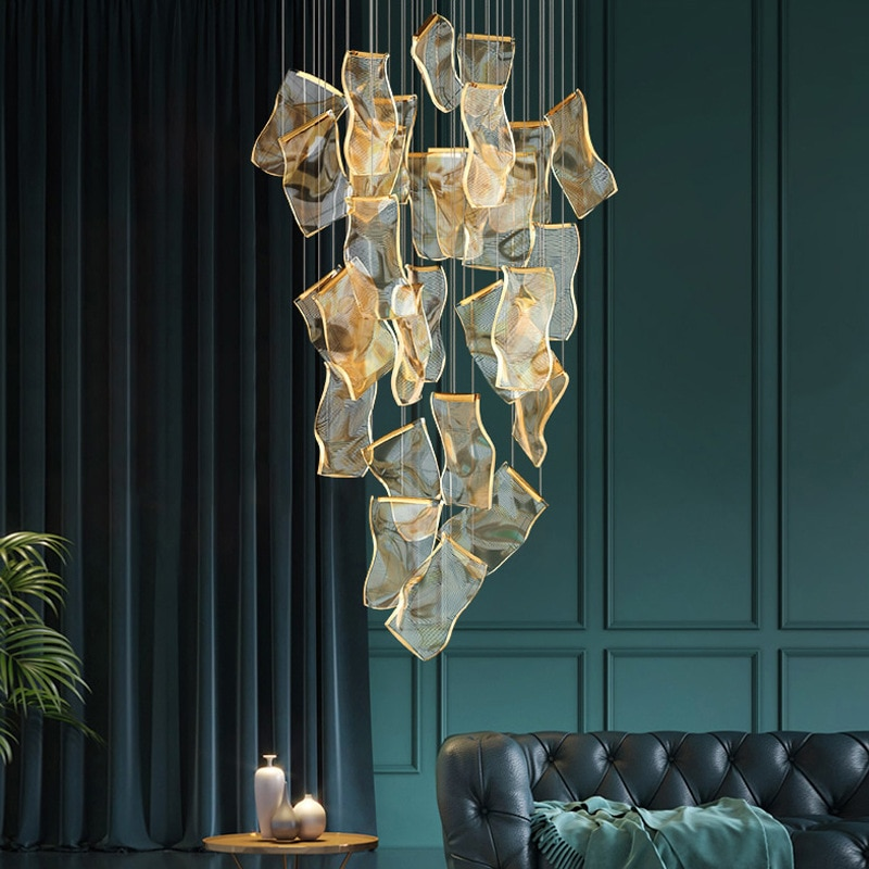 modern led chandelier led wall moon lamp bathroom fixture подвесные светильники nordic decoration home люстра в гостинную