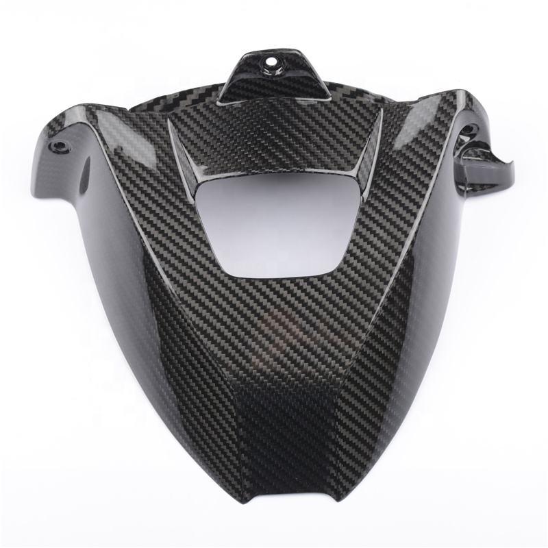ملحقات الدراجات النارية تجهيزات للحاجز الخلفي إطار واقي من الطين من ألياف الكربون S1000rr 2009-2019