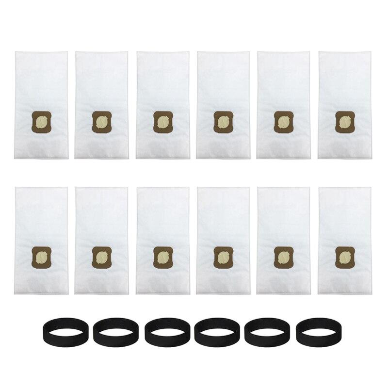 الأفضل!-كيس لجميع الغبار لكيربي سنتريا 204808/204811 العالمي F/T سلسلة G10 ، G10E أكياس مكنسة كهربائية أجزاء