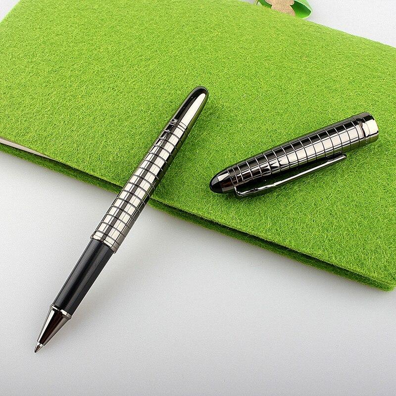 Роскошная металлическая шариковая ручка JINHAO, роскошные шариковые ручки для бизнеса, подарки, принадлежности для письма, офиса, школы, канце...