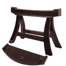 25cm kleine vertikale Zen tragbare kniend guzheng stehen