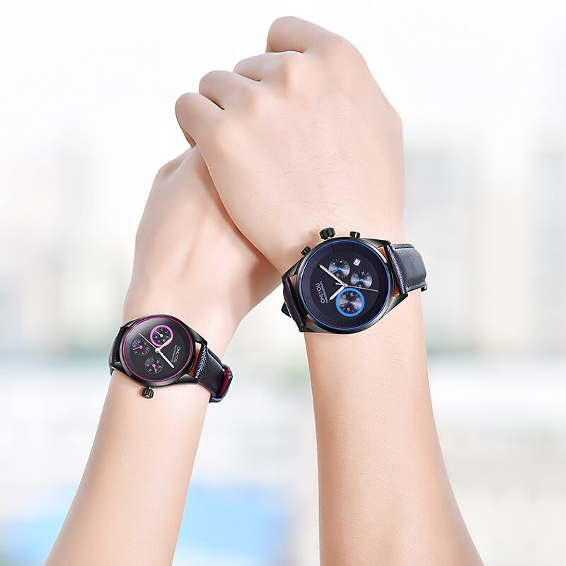 onlyou couple watches  men's sports watch  Luxury watch  automatic watch  watch for man  watches for women  clock  couple gift