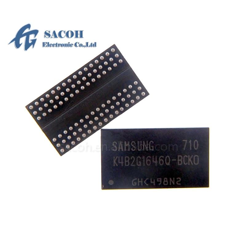 2 шт./лот новая Оригинальная фотолампа, фотолампа, фотолампа FBGA96 2 Гб DDR3L SDRAM