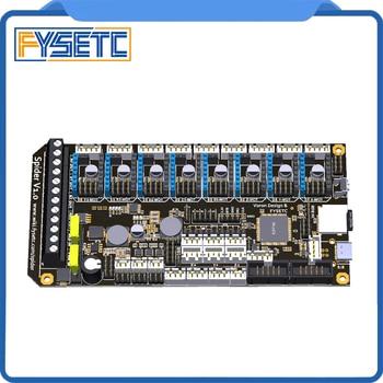 Pre-sale FYSETC Spider V1.0 Motherboard 32Bit Controller Board TMC2208 TMC2209 3D printer Part Replace SKR V1.3 For Voron