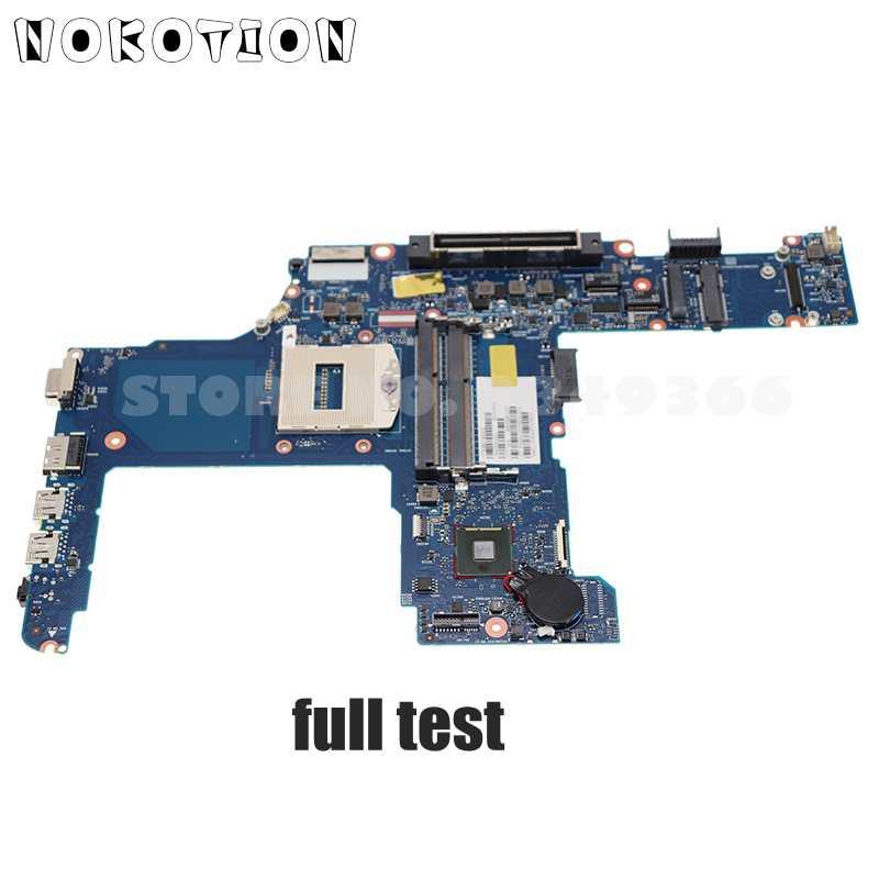 NOKOTION 744009-001 744009-601 6050A2566302-MB-A04 ل HP ProBook 640 650 G1 اللوحة المحمول DDR3L