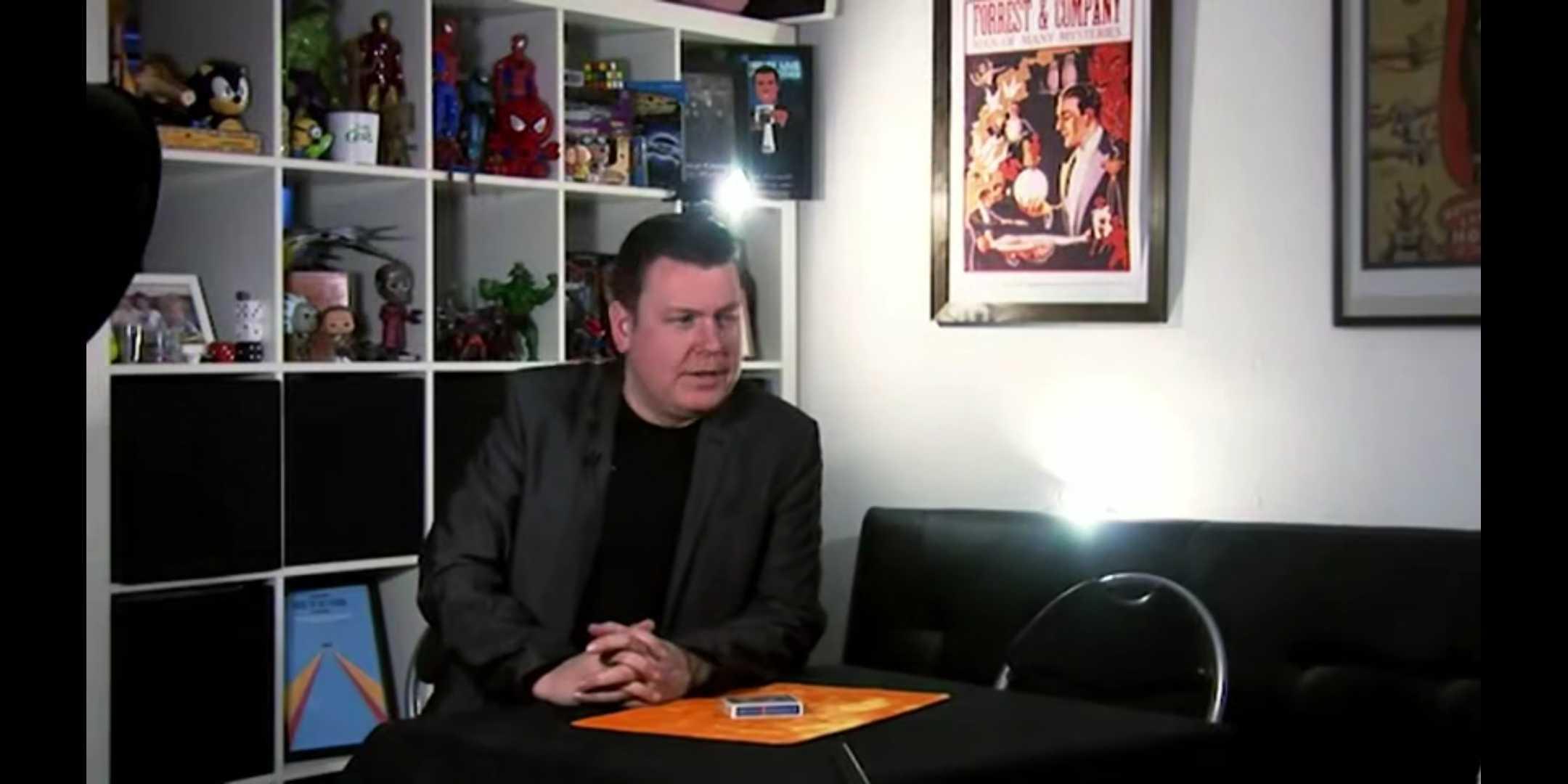 2020 Memo Demo de Gary Jones y Dave Forrest, trucos de magia (instrucción de magia)