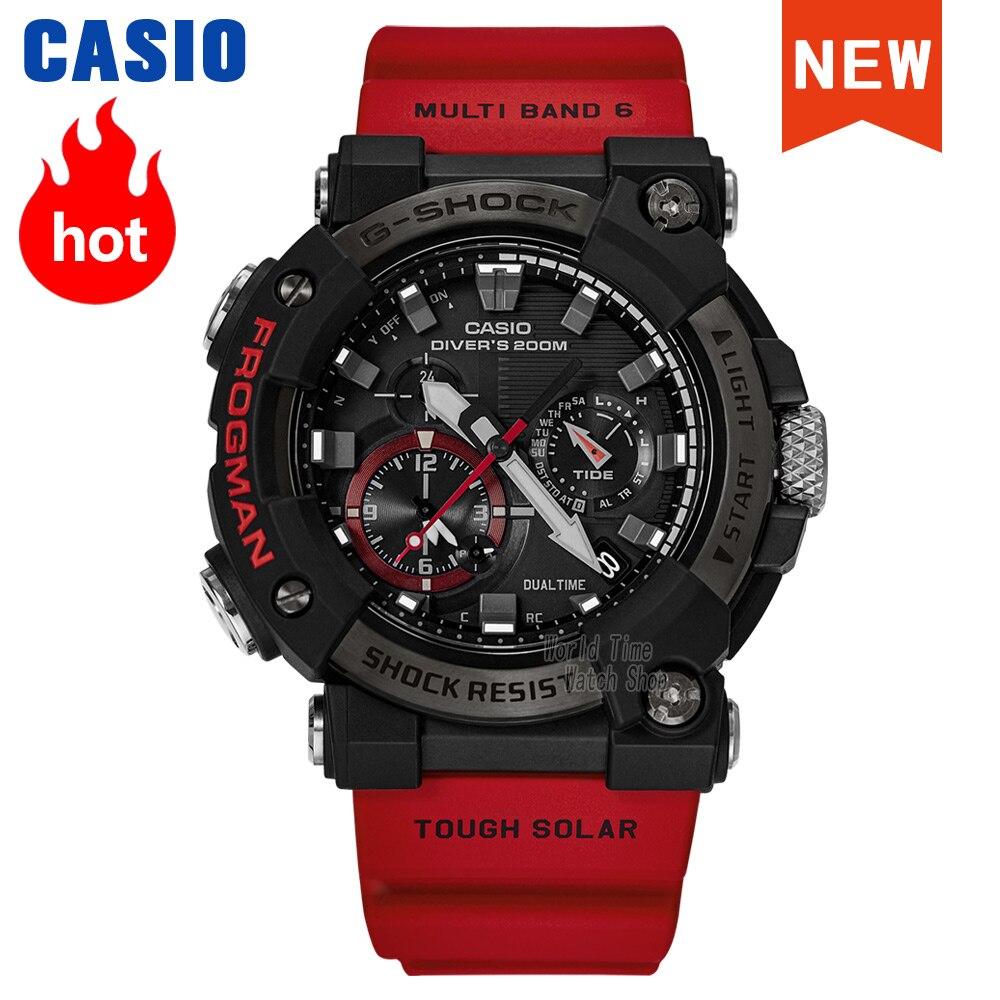 Casio watch men g shock top brand set Sport Wrist Watch smart watchCarbon fiber reinforced resin strap Relogio Masculino