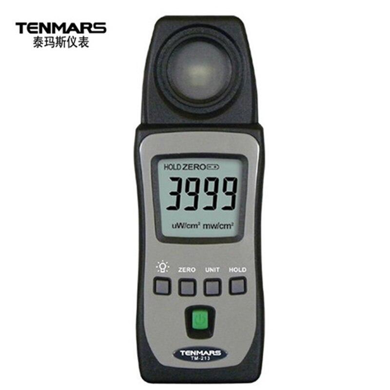 TENMARS UV UVA UVB UVAB ультрафиолетовый светильник измеритель уровня 290nm ~ 390nm