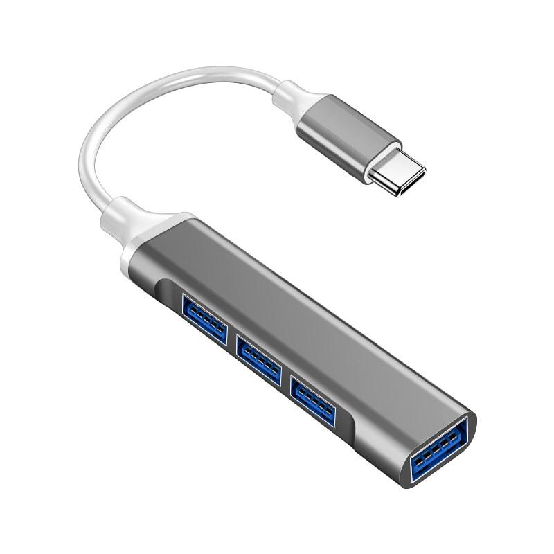 Автомобильное зарядное устройство HUB 3,0 Type-C с адаптером типа C, USB-зарядка для Mercedes Benz A/B/C/E/S/V/R GLC Class W167 V167 GLE350 GLE450