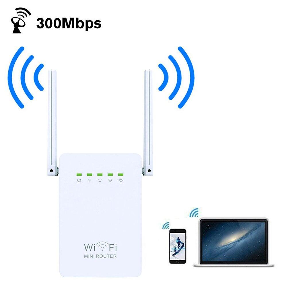 Wi-Fi ретранслятор сети WIFI расширитель диапазона 300 м беспроводной усилитель мини-повторитель/AP усилитель сигнала Wi-Fi и точка доступа с WPS