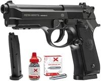 umarex beretta m92 a1 full auto blowback 177 co2 bb gun air pistol 310 fps wall tin metal wall plate