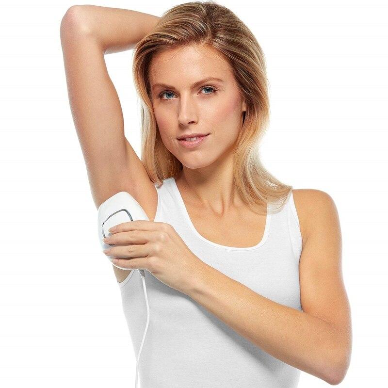 Professionele Laser Epilator Ipl Vrouwen Gezicht Haar Remover Lip Threading Machine Elektrische Been Ontharingscrème Apparaat enlarge
