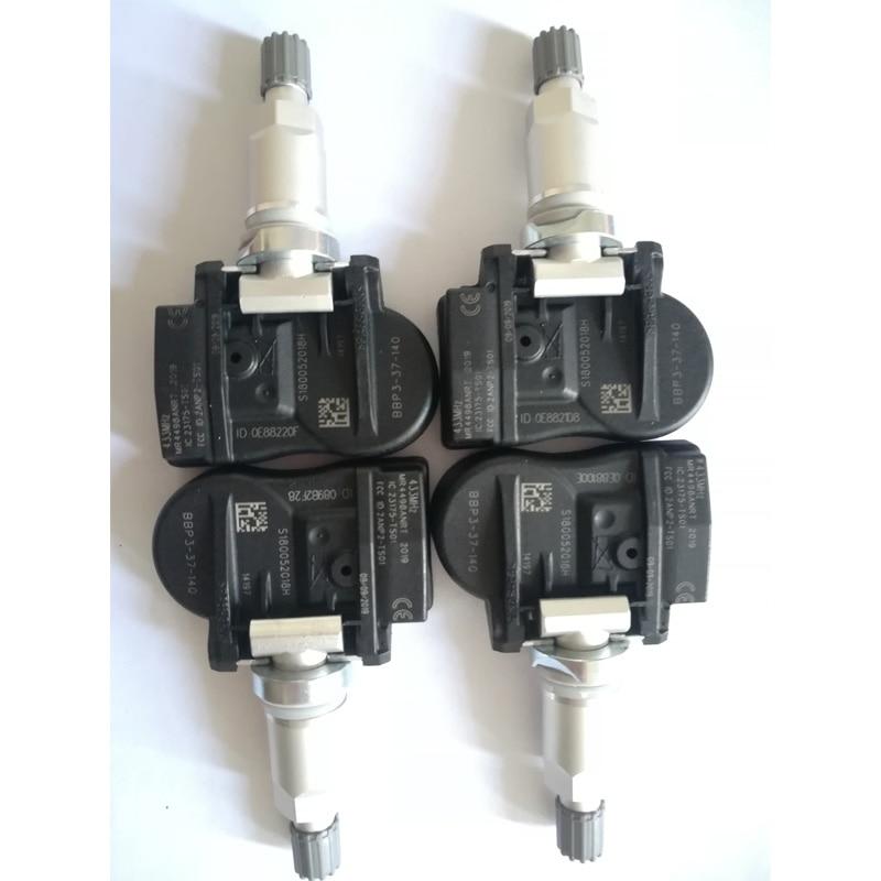 4 шт. H-B6-37140 P337140 BBP3-37-140B 433 МГц система мониторинга давления в шинах (TPMS) сенсор для Mazda 2 3 5 6 CX-5 CX-7 CX-9