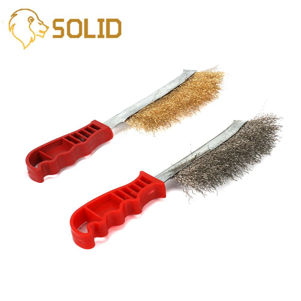 Copper Wire Brush 9