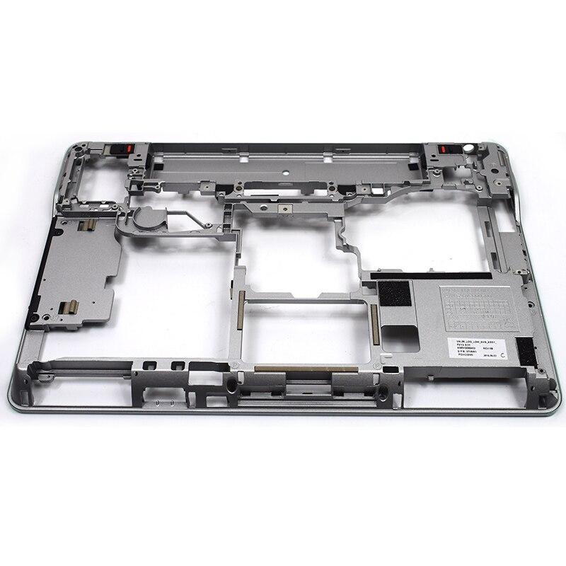 Nouveau pour Dell Latitude E6440 housse de protection inférieure pour ordinateur portable 07VNN5 7VNN5 99F77 099F77 couvercle inférieur en argent D