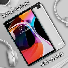 P80 Tablet Android 10.0 8 Inch 4G Phablet 6GB RAM 128GB ROM WiFi MTK6788 10 Core 1280*800 IPS Tablet