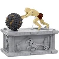 moc 13424 dynamic sculpture motorized building blocks bricks modular block model diy creativity kids toys for children gift