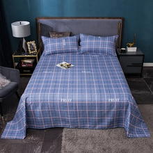 100% polyester bed linen Sheets comfortable in summer Single bed sheet
