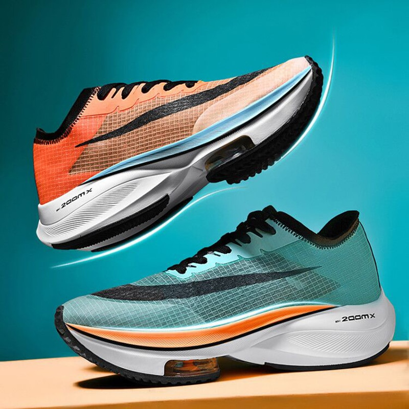 New Profession Running Shoes for Men Damping Blade Cushioning Sport Shoes Fast Run Shoes Athletic Sneakers Zapatillas