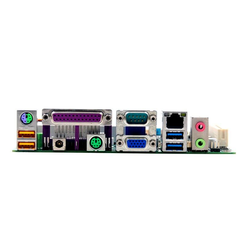 لوحة أم صناعية من سلسلة Baytrail-I/D/M بمعالج J1900 \ J1800 مع ذاكرة 2G \ 4G على متن الطائرة