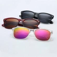 New Fashion Retro Sun glasses Man Woman Driving Mirror Rays Sunglasses Polarized Light UV400 Vintage