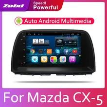 ZaiXi-autoradio Android 2 Din   Lecteur vidéo multimédia, auto stéréo GPS, carte pour Mazda 2 2012 ~ 2017 Media, Navi Navigation