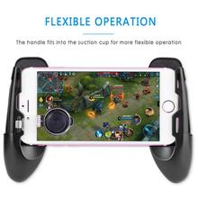 PUBG GamePad 3 In 1 Joystick Extended Handle Game Controller Gamepad Mobile Phone Holder For 4.5-6.5