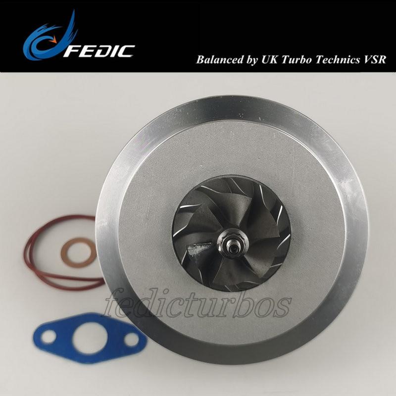 Turbina GTA1749LV 760680 Turbo cargador cartucho chra para Suzuki Vitara Grand 95 Kw 130 HP F9Q 264 2007-