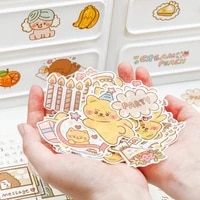 cute stickers childrens diary decoration korean stickers cute stationery anime decor planner stickers 40pcsset