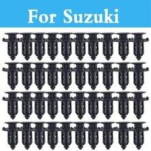 9mm trou pièces de voiture panneau agrafe de garniture Rivet attache pour Suzuki Swift Sx4 jumeau vérone Ignis Jimny Kei Kizashi Liana Reno Splash