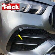 Akcesoria samochodowe zderzak przedni błotnik wargi pokrywa osłonowa dla Mercedes Benz GLE klasa W167 GLE350/450/53 GLE400d AMG linia Coupe 2020 +
