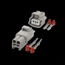 100 ensembles Sumitomo 2 broches femelle mâle connecteur 6189-077 moteur E-RS capteur de température deau ECT connecteur