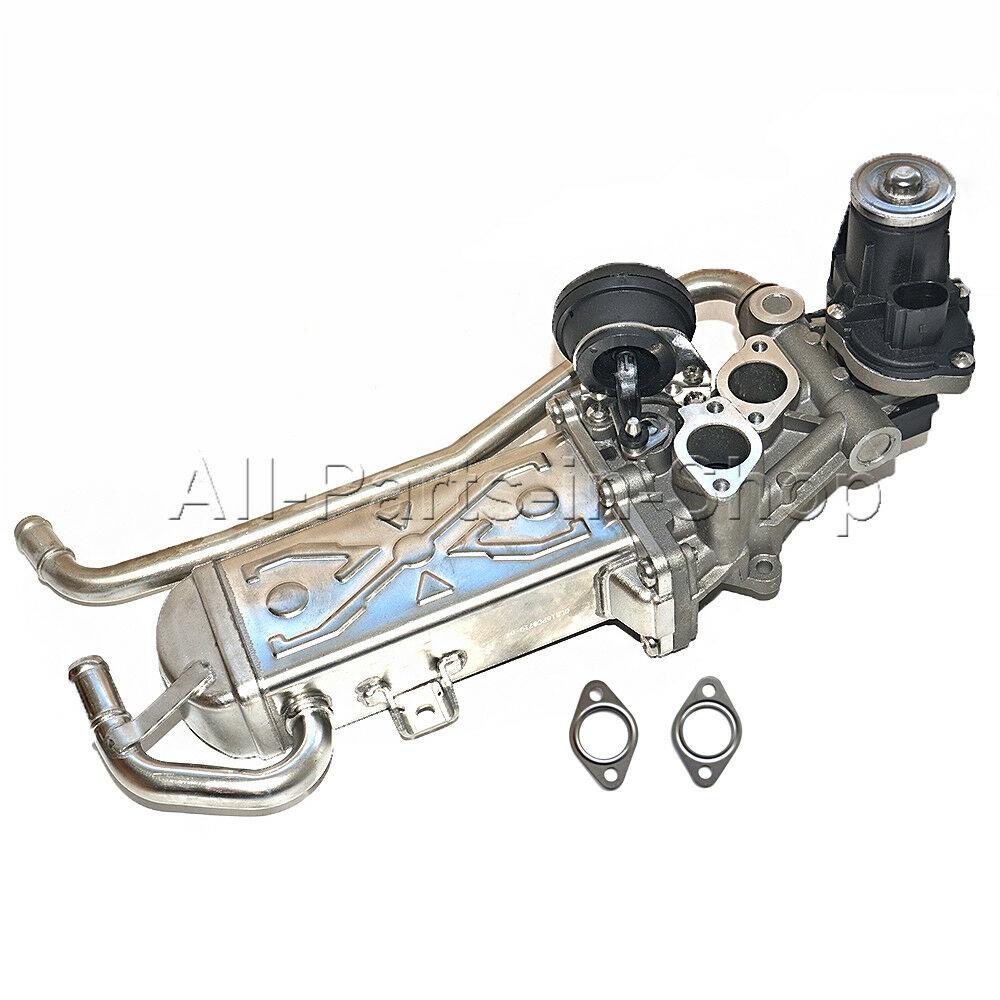 AP01 03L131512BH marca nueva válvula EGR enfriador para Audi VW Polo Seat Skoda 1,2 TDI 1,6 TDI CAYA el CAYC auspició CAYB... CLNA motor 03L131512AN