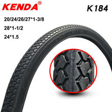 KENDA K184 vtt pneu VTT 20/24/26/27/28in pneus 1-3/8 1-1/2 1.5in BMX route vélo accessoires 45-60PSI pneu en caoutchouc