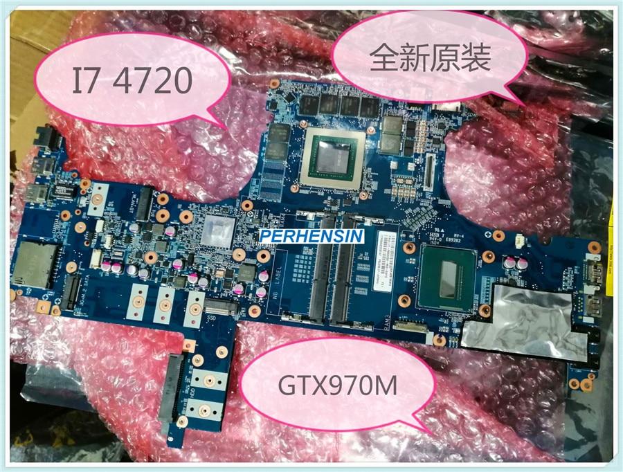 Para clevo Future humano Shenzhen Ares Z7 P670SG Motherboard i7 6-71-P6500-D03 100% funciona perfectamente