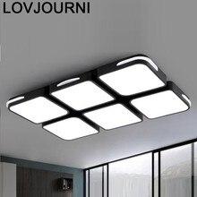 For Plafon Lustre Industrial Decor Home Lighting Led Luminaria Teto Plafonnier Lampara De Techo Living Room Light Ceiling Lamp