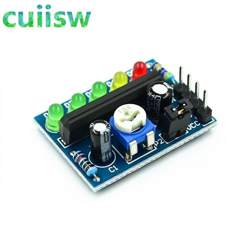 5 uds. Módulo indicador de nivel de potencia KA2284 indicador de batería Pro Audio indicador de nivel