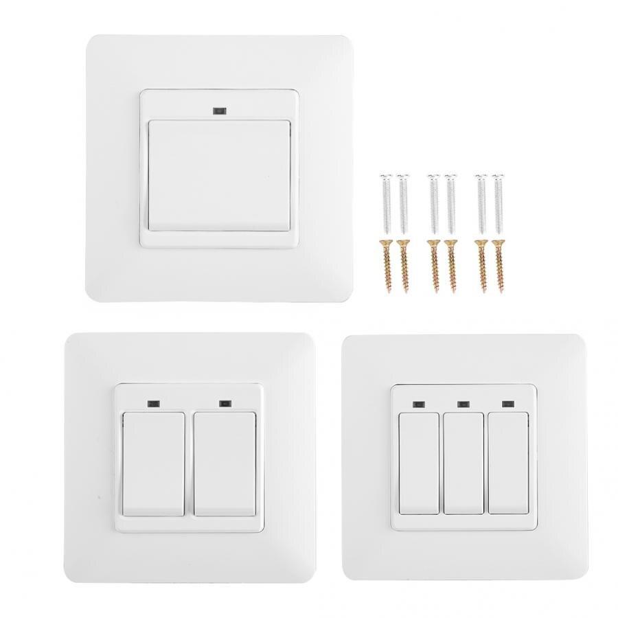 100-240V teléfono WiFi luz con Control remoto interruptor inteligente Alexa/Google/IFTTT enchufe de la UE gran oferta