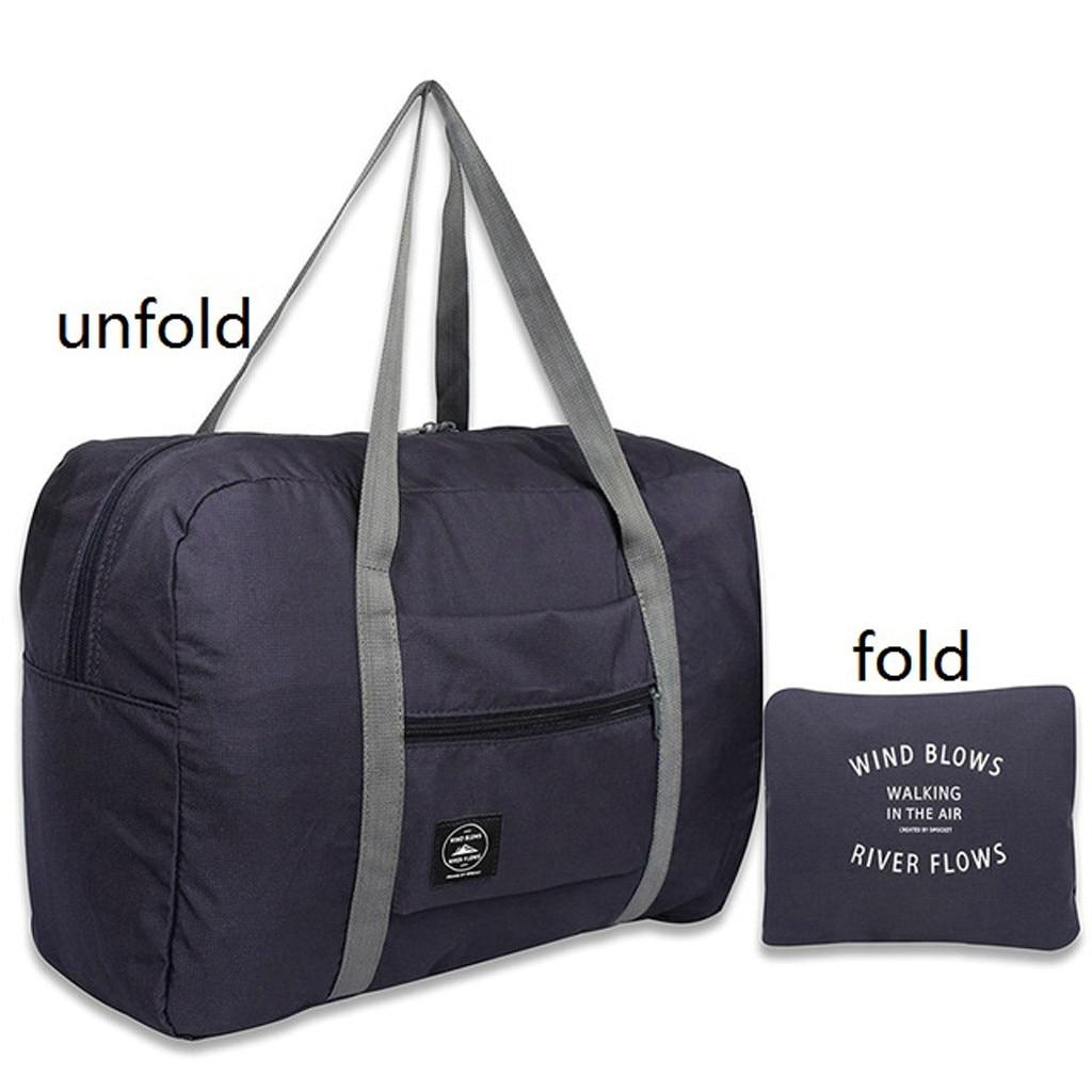 Women Waterproof Travel bags Large Capacity Fashion Travel Bag For Man Women  Bag Travel Carry on Luggage Bags #1
