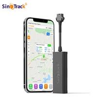 GPS-трекер для автомобиля/мотоцикла, мини-прибор для отслеживания транспортных средств, GSM-локатор, дистанционное управление с приложением д...