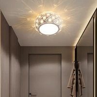 artpad minimalism hollowing home decoration ceiling lights 510w surface mounted metal aisle entrance kitchen ceiling lamp 220v