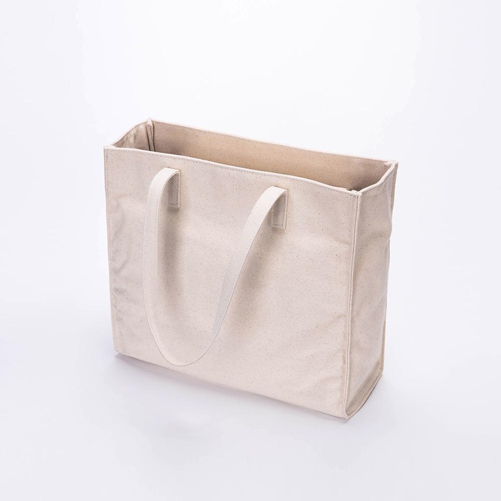 حقيبة قماش Harajuku الكورية للنساء ، حقيبة كتف بسيطة وغير رسمية