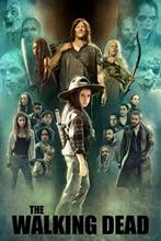 The Walking Dead Season 9 Judith Daryl Carol Michonne Jesus Art Film Print Silk Poster Home Wall Decor 24x36inch