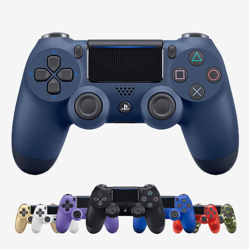 Wireless PS4 Controller Bluetooth Gamepad For PlayStation 4 Pro/Slim/PC/Android/IOS/Steam/DualShock 4 Game Joystick недорого