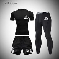 mma boxing jiu jitsu sports suit cycling basketball training running pants gym compression jogging fitness quick drying tights