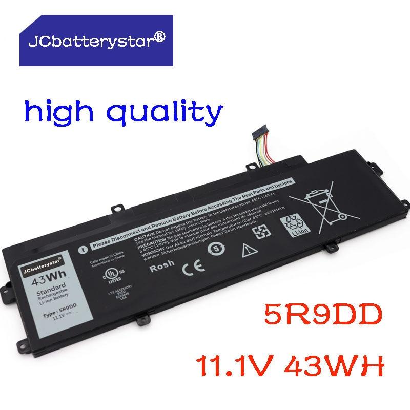 JCbatterystar new Laptop Battery 5R9DD KTCCN E225846 For Dell For Chromebook 11 For Chromebook 11 31